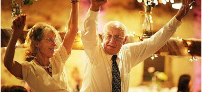 Годовщина 65 лет — железная свадьба