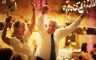 Сценарий на сапфировую свадьбу (45 лет)