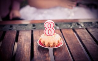Поздравления с жестяной свадьбой — годовщиной 8 лет свадьбы