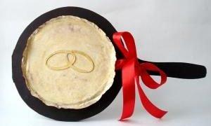 Чугунная свадьба — годовщина 6 лет свадьбы