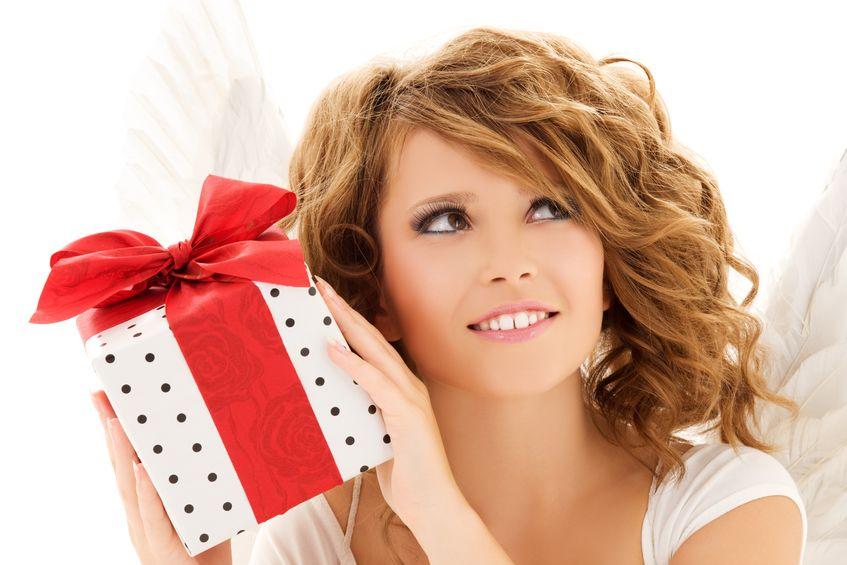 Подарок жене