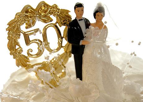 Поздравление на 50 лет совместной жизни золотая свадьба
