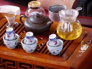 фарфор для чайной церемонии