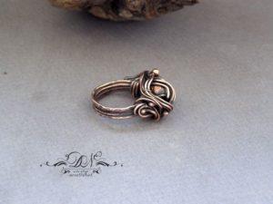 медное кольцо