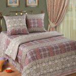 постельное белье с кружевом
