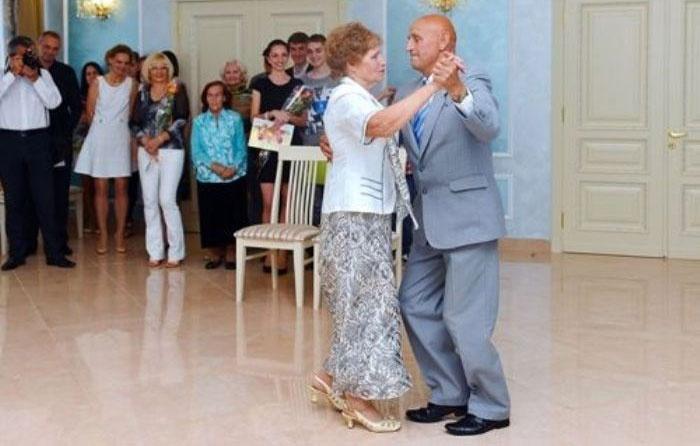 Конкурсы на сапфировую свадьбу
