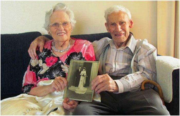 Годовщина 65 лет - железная свадьба