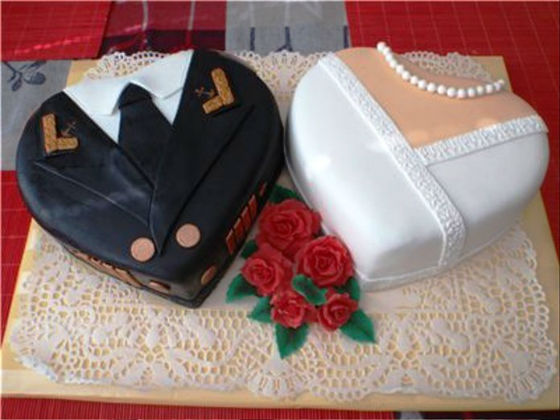 Украшения тортов фото на годовщину