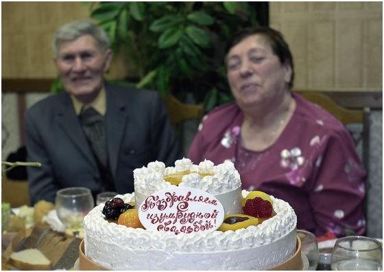 Поздравления с изумрудной свадьбой родителям